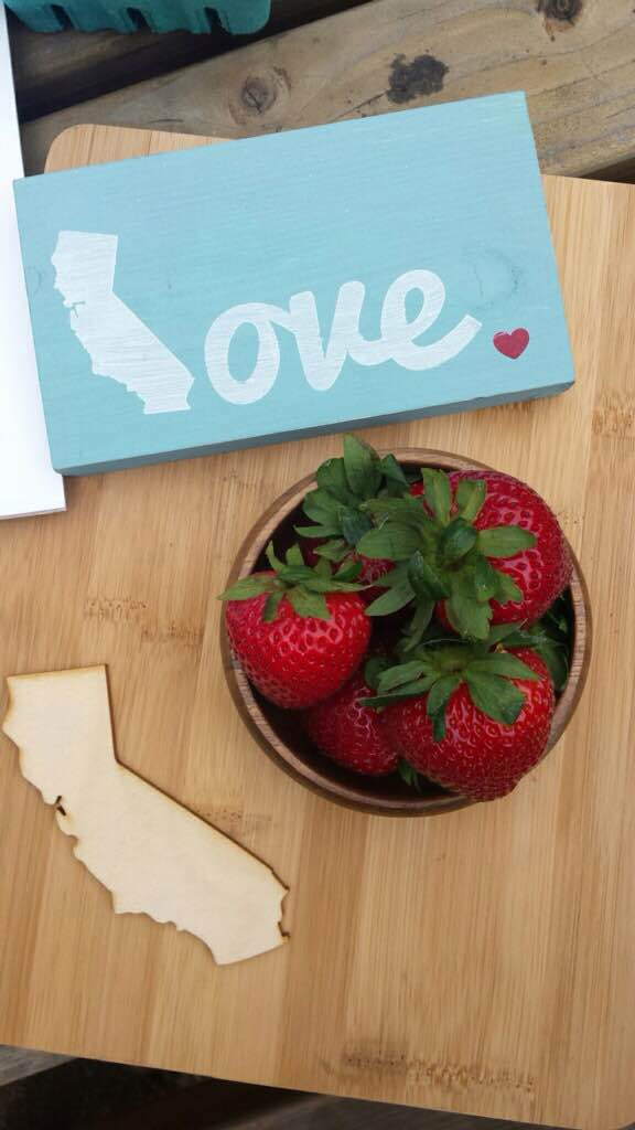 Strawberries… My latest health obsession