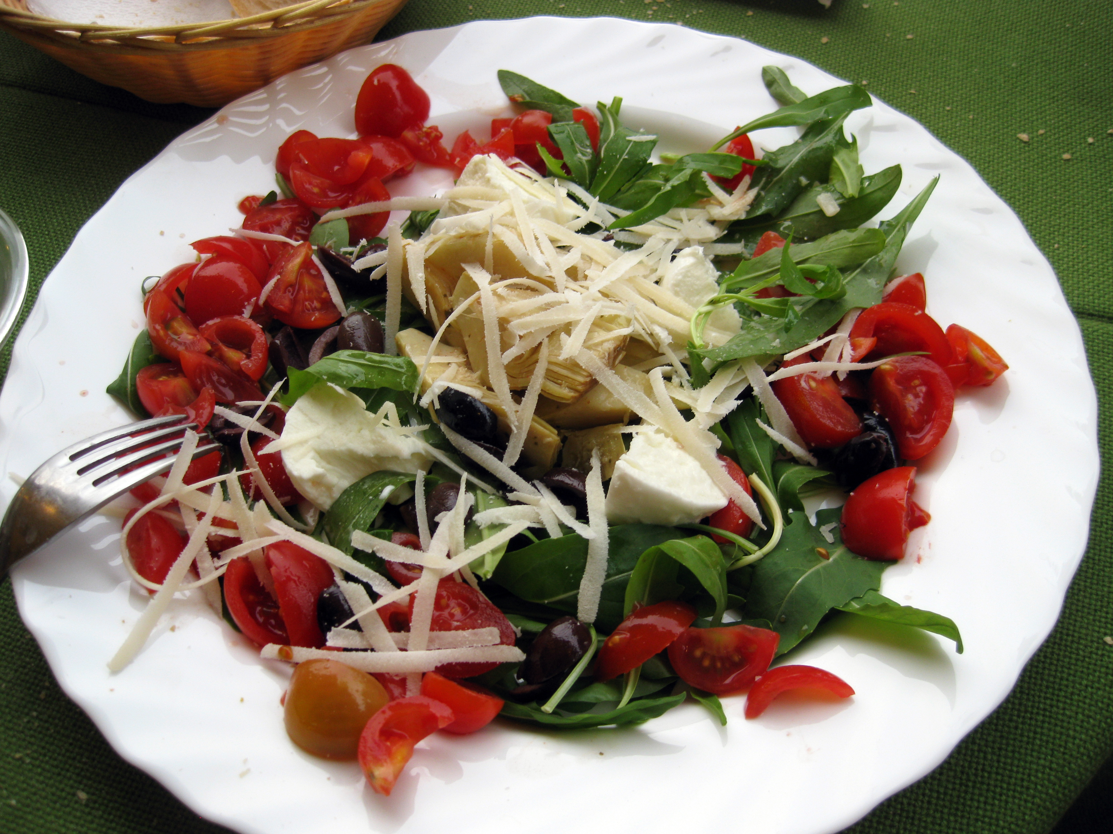 Spring into Health: Spring out of your Salad Rut