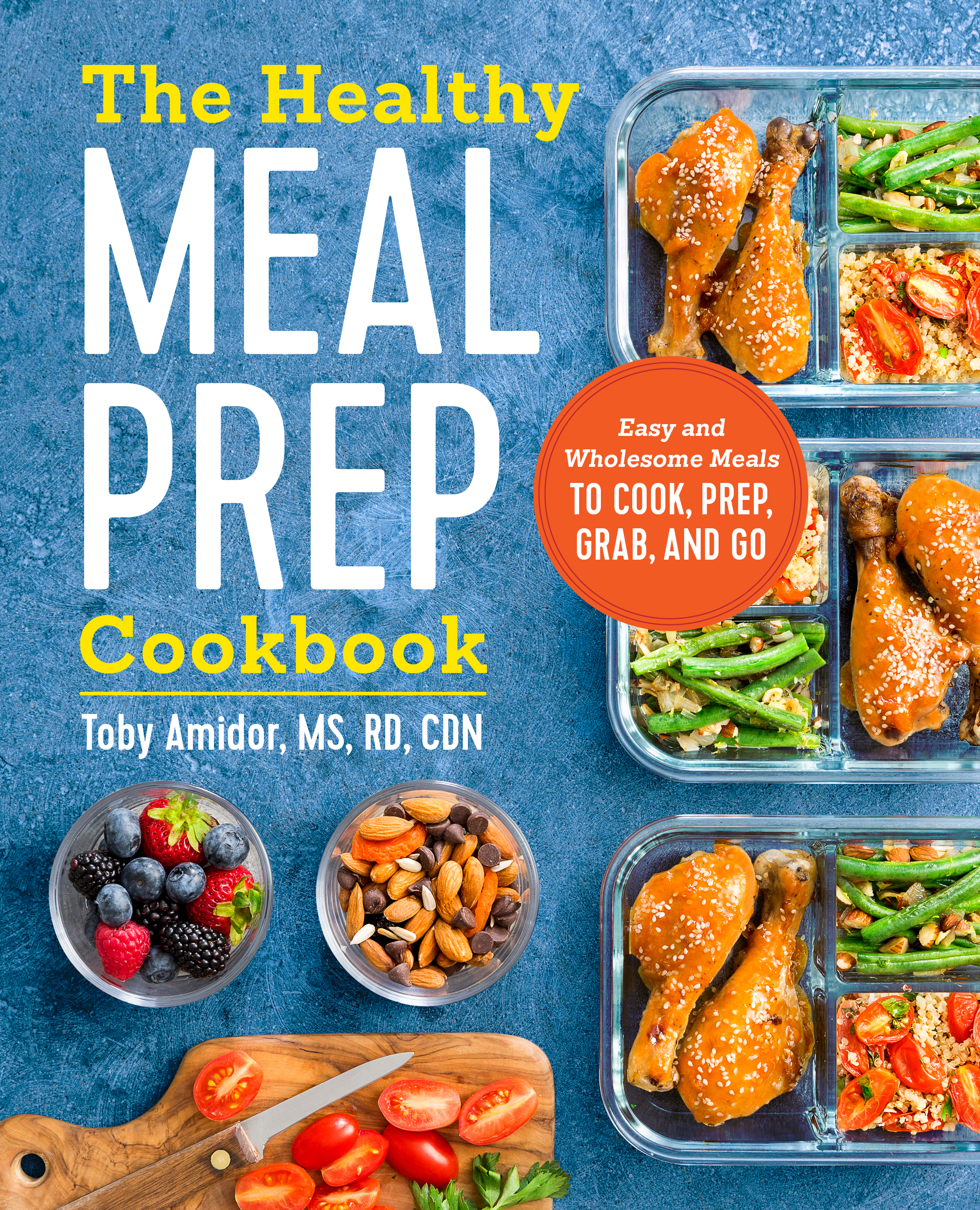 Win a Copy of The Healthy Meal Prep Cookbook