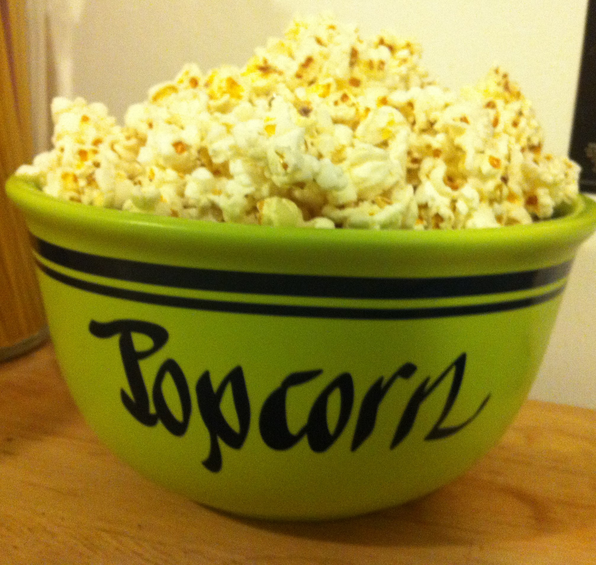 Let's celebrate National Popcorn Day