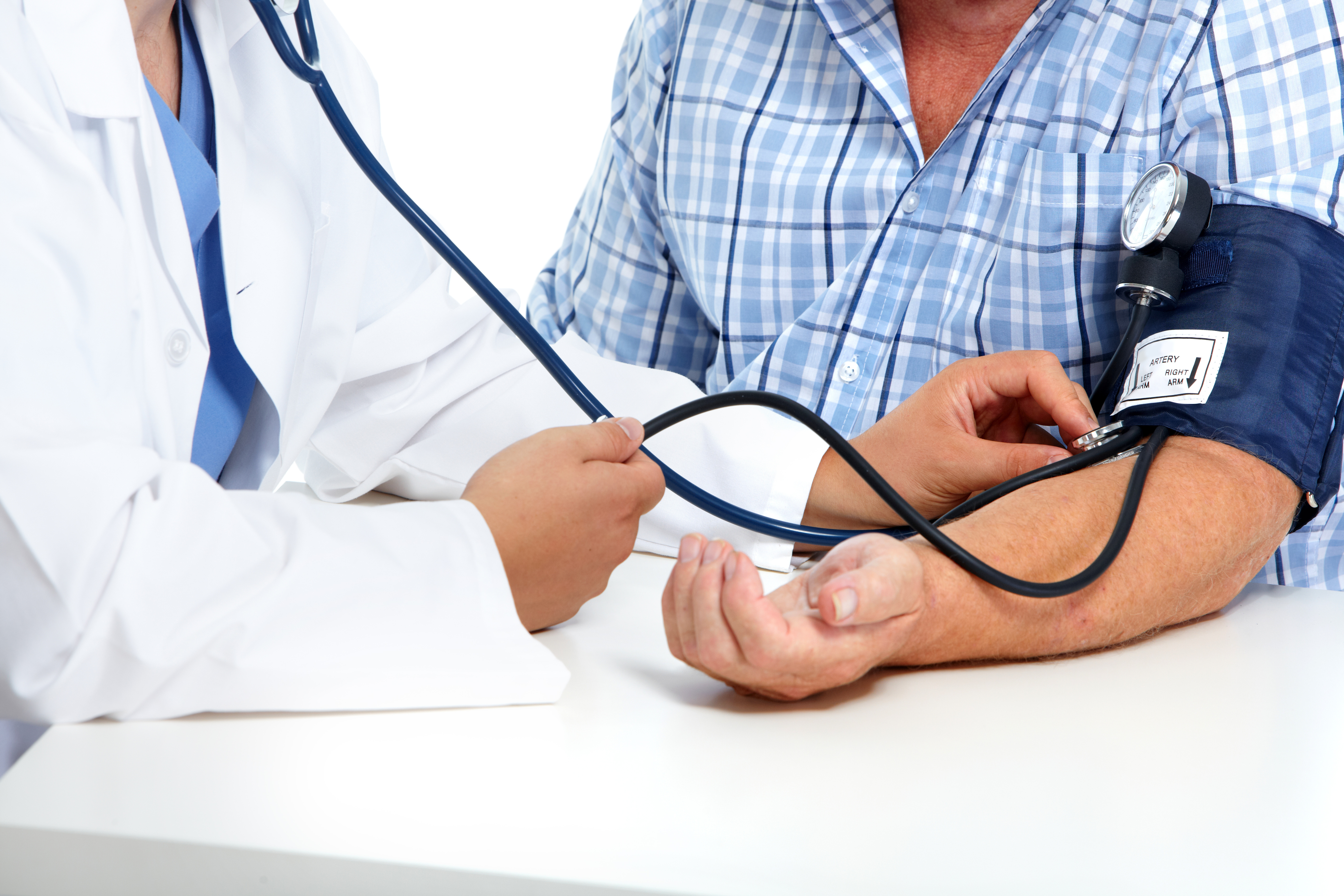 Four tips to keep your blood pressure in check