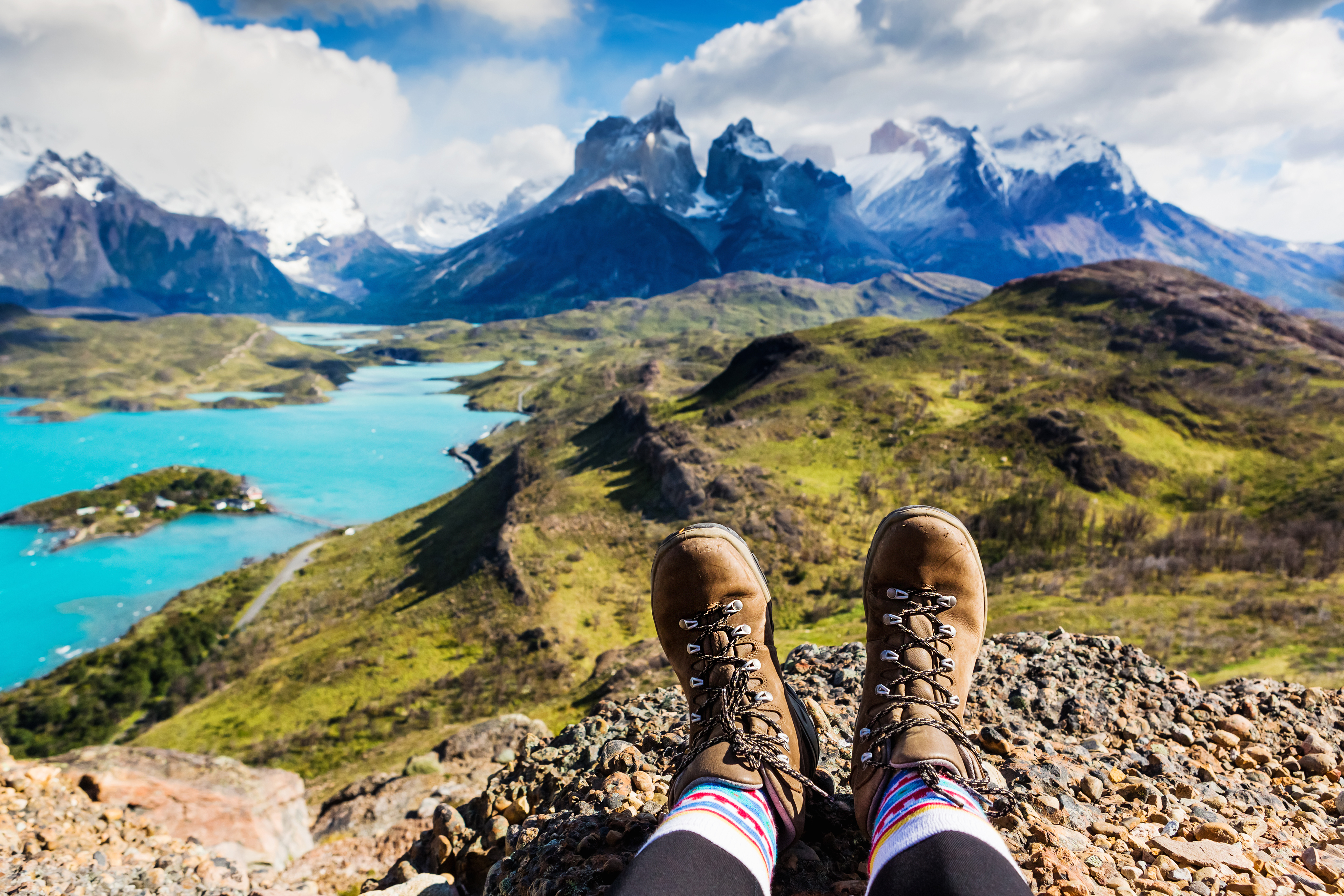 Study finds the outdoors boosts health