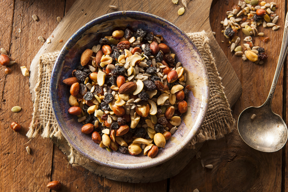 Back-to-School Blog: Getting Creative with Trail Mixes