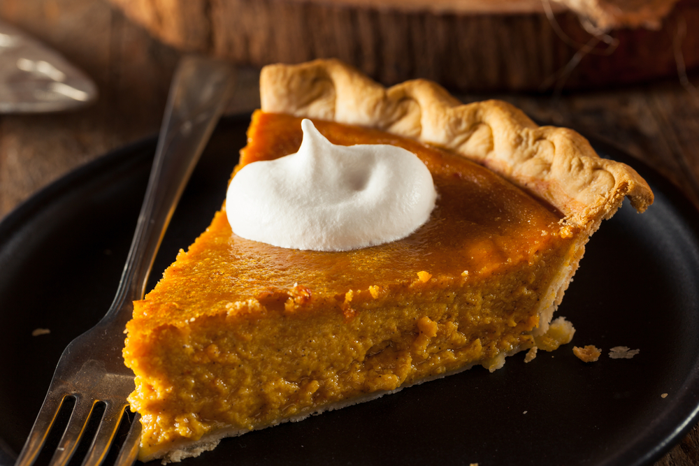 Whole Wheat Pumpkin Pie